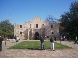 The Alamo Shrine