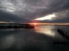 Sunset in Panama City